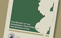 Higher Education Task Force Report Cover