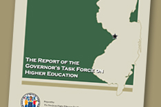 The Report of the Governor's Task Force on Higher Education